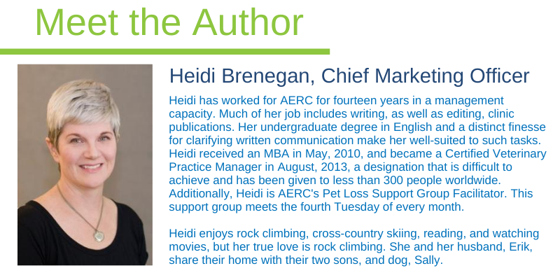 Heidi Brenegan, Animal Emergency & Referral Center of Minnesota