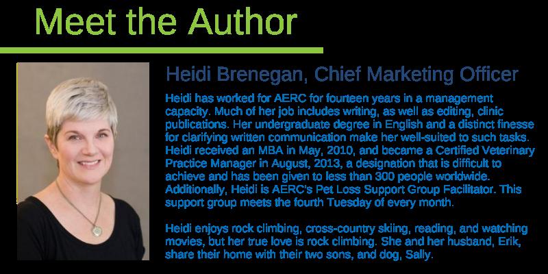 Heidi Brenegan, Animal Emergency & Referral Center of Minnesota