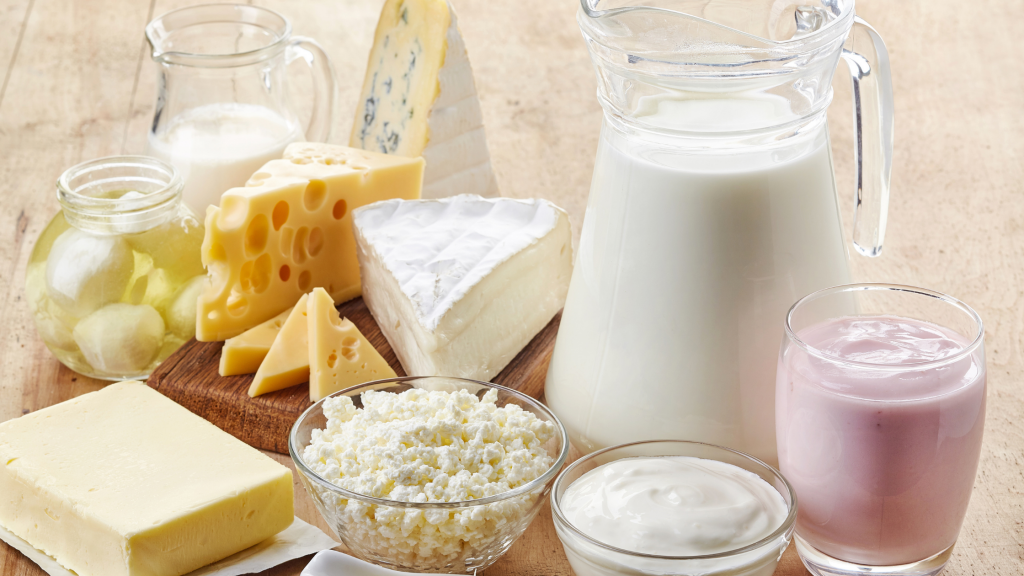 dairy display, cheese, yogurt, milk, pets, dairy products, can my pet eat dairy, cats, dogs, dairy, can my pet eat yogurt, can my pet eat cheese, can my pet drink milk, can my pet eat butter, can my pet eat ice cream, pet health, veterinary, Animal Emergency & Referral Center of Minnesota
